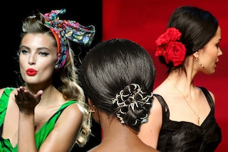 Tutti gli accessori capelli per la primavera 2015 (FOTO)