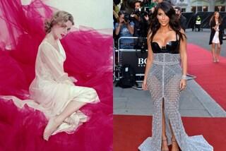 Da Grace Kelly a Kim Kardashian: ecco com'è cambiata la sensualità delle star (FOTO)