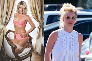 """Britney e il """"ritocco digitale"""" per il lancio della sua collezione di intimo (FOTO)"""
