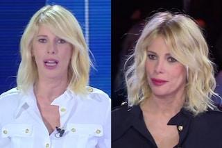 """Alessia Marcuzzi dice addio ai capelli """"giallo paglia"""" e torna ad un biondo naturale (FOTO)"""
