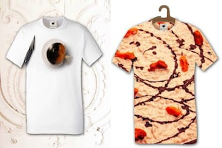 """""""Mise en place"""": le t-shirt degli chef celebrano la cucina italiana (FOTO)"""