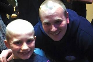 Ha solo 9 anni, è uno dei più giovani ad aver mai sofferto di cancro ai testicoli