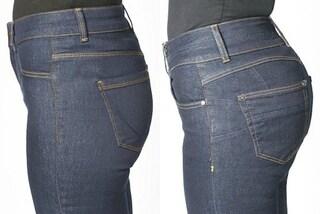 Sedere piatto? Arriva il jeans per avere un lato b perfetto