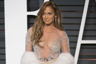Scollature hot e trasparenze: i look più sexy al party degli Oscar 2015 (FOTO)