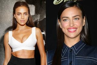 Irina Shayk prima e dopo Ronaldo: addio sexy look, ora la top è bon ton (FOTO)
