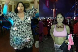 Perde 76 kg ma non ottiene il corpo dei suoi sogni: ecco la storia di Melissa