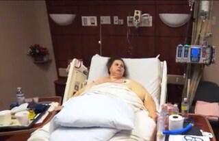 Pesava 317 chili: dopo il bypass gastrico rifiuta di alzarsi e rischia la morte