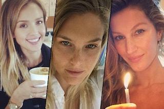 Chi è la più bella senza trucco? I selfie al naturale delle star (FOTO)
