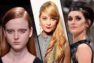 Trucco e capelli per il prossimo autunno: le nuove tendenze dalle sfilate (FOTO)