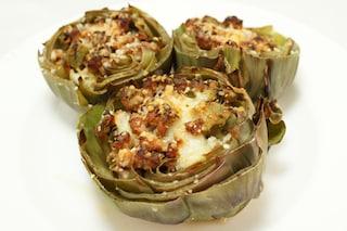 Carciofi ripieni: ricetta facile da preparare