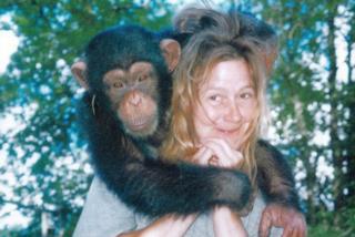Uno scimpanzé le sfigura il viso, ma l'esercito le paga il trapianto facciale