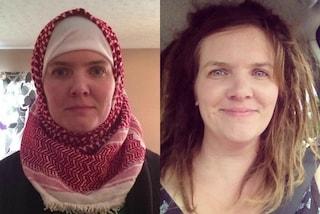 Indossa lo hijab per 40 giorni per capire come vengono trattate le mussulmane