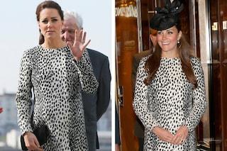 Kate Middleton mamma comune: ricicla gli abiti premaman (FOTO)
