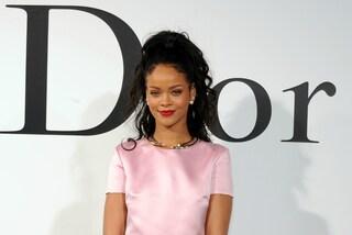 Rihanna nuovo volto Dior: è la prima testimonial di colore della Maison