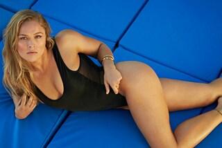 Dal ring alla moda: la campionessa di arti marziali diventa una sexy modella (FOTO)