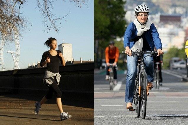 perdere peso senza esercizio fisico solo dietare