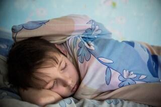 Il vostro bimbo dorme poco? A 5 anni potrebbe avere problemi emotivi