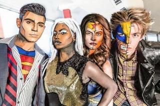 Da comune mortale a personaggio dei fumetti: ecco come si trasforma con il make up (FOTO)