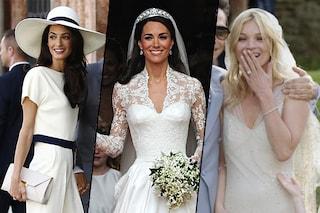 Trucco e capelli per il matrimonio: copia il look delle star (FOTO)