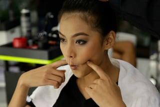 Viso più magro con il make up? Ecco come fare (FOTO)