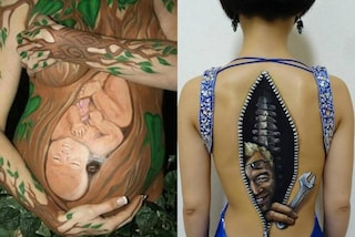 Body painting: i più incredibili al mondo (FOTO)