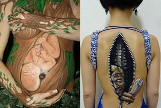 Body painting: i più incredibili al mondo (FOTO)