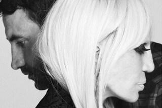 Givenchy rompe le regole e sceglie Donatella Versace come testimonial