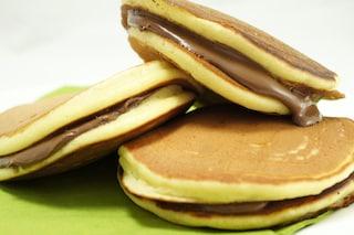 Mini Dorayaki alla nutella: la ricetta sfiziosa