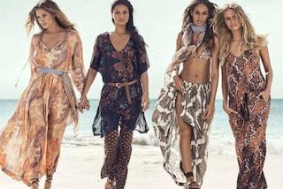 H&M lancia la collezione estiva e sceglie 4 super modelle come testimonial