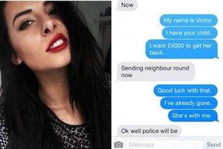 Finge di essere stata rapita e la mamma reagisce in modo incredibile