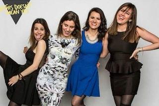 """""""Non vuol dire sì"""": donne in abiti provocanti per la campagna antistupro"""