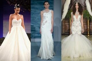 Scegli l'abito da sposa giusto per te in base alla forma del tuo corpo (FOTO)