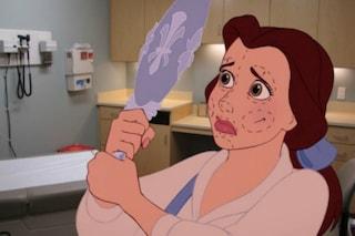 Come sarebbero le fiabe Disney senza il lieto fine? Ecco la risposta (FOTO)