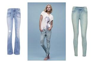Jeans e forme del corpo: scegli il modello giusto per te (FOTO)