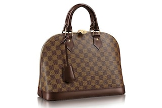 Il motivo a scacchi di Louis Vuitton non può essere brevettato: esiste da sempre