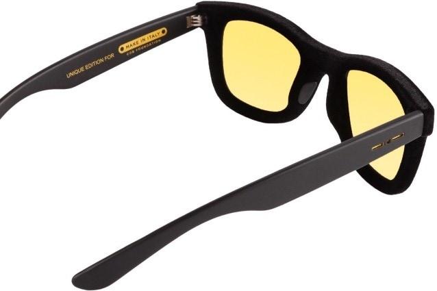 lucentezza adorabile ampia selezione scarpe da ginnastica Italia Independent: gli occhiali di Lapo al museo come un ...