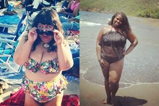 #Fatkini: curvy in bikini mostrano con orgoglio le forme su Instagram (FOTO)