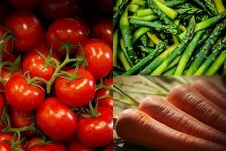 Carote, pomodori e funghi: le verdure che devono essere mangiate cotte