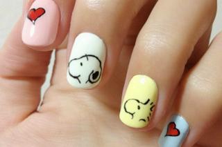 Le unghie della settimana: la nail art si ispira ai cartoni animati (FOTO)