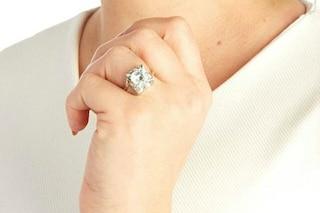L'anello della fedeltà, permette di controllare il partner con il GPS
