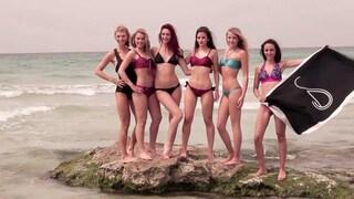 Stanchi delle scottature solari? Arriva il primo bikini high-tech (VIDEO)