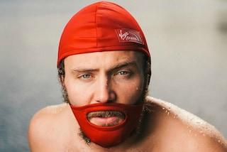 """Beard Cap: la cuffia """"hipster"""" per proteggere la barba al mare"""