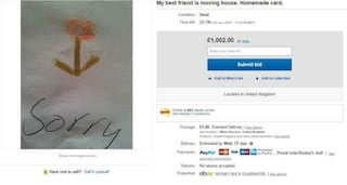 La bimba vende il disegno dell'amichetta e la reazione del web è incredibile