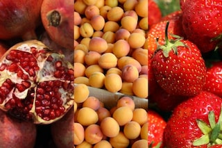 I cibi che prevengono le scottature: fragole, cioccolato e pomodori (FOTO)
