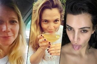 Prima e dopo il make up: come sono le star senza trucco? (FOTO)