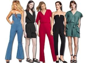 Una tuta per ogni forma del corpo: scegli la jumpsuit giusta per te (FOTO)
