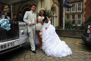 Gli abiti da sposa più imbarazzanti di tutti i tempi (FOTO)