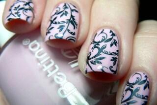 Le unghie della settimana: baroque manicure (FOTO)