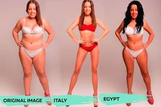 Com'è la donna ideale? Ecco come cambia l'idea della perfezione femminile nel mondo (FOTO)