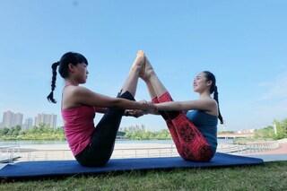 """Copyright su yoga, l'India cataloga 1500 posizioni come """"sapere tradizionale"""""""